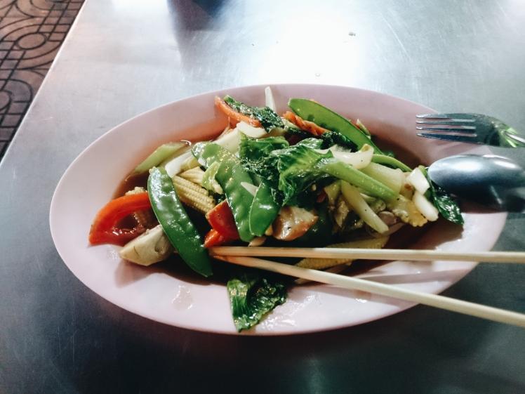 Thai Gemüse Bangkok